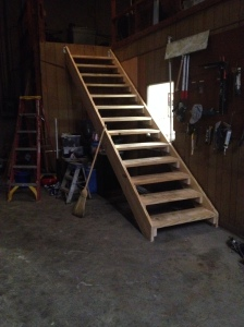 004 - Laponica Refrigeration - Staircase